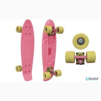 Скейт Penny Board Kepai SK-401-9 pastel pink