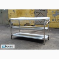Столы производственные из нержавеющей стали, столы СП