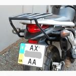 Багажные системы, дуги, багажники, боковые рамки - мото аксессуары