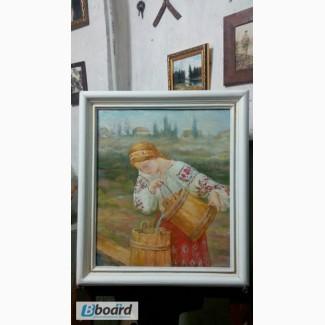 Картины, профессиональная живопись маслом