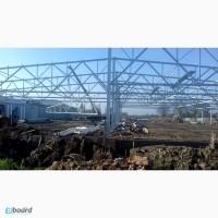 Пропонуємо монтаж виробничо-складських будівель