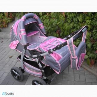 Детской коляске вторую жизнь