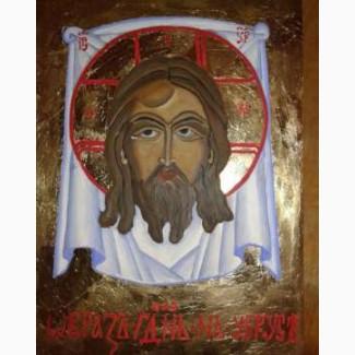 Ікона Образ Господний на убрусе