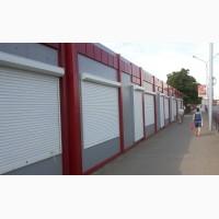 Изготовление и продажа торговых павильонов, киосков, рыночных рядов