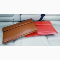 Элитная сумка-чехол для ноутбука, Apple MacBook. 100% кожа