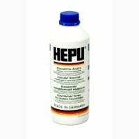 Антифриз-концентрат Hepu G11 ( синий) 1, 5л