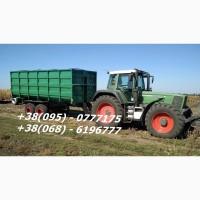 Прицеп тракторный самосвальный, причіп зерновоз птс-12, птс-16