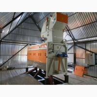 Машина для очистки зерна, зерновой сепаратор ЛУЧ ЗСО