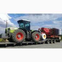 Перевозка сель хоз техники и крупногабаритных грузов