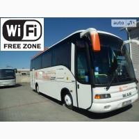 27 мест пассажирские перевозки, аренда автобуса Львов, Украина. Низкие цены