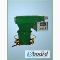 Фасовка, весовой дозатор ДГ-50 в мешок сыпучих продуктов