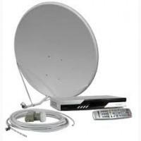 Установка настройка спутникового ТВ качественно в Харькове