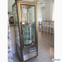 Бу витрина кондитерская Tecfrigo Snelle 350 Температурный режим: 4 10 С