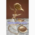 Кованые розы, цветы, Кованая роза, Кована троянда опт розница