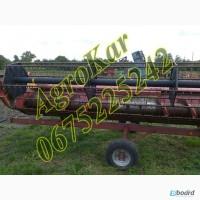 Зерновая жатка 6м Case 1030
