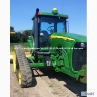 Гусеничный трактор Джон Дир John Deere 8420T бу из США