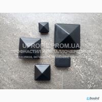 Пластиковые заглушки квадратные и прямоугольные для трубы профильной