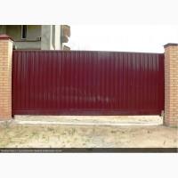 Ворота откатные, распашные, раздвижные, гаражные, промышленные, секционные, забор