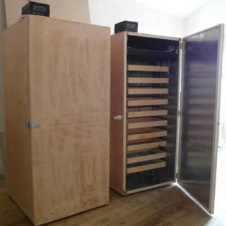 Автоматический промышленный Инкубатор на 1000 яиц