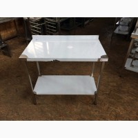 Производственные столы из нержавейки от производителя.Распродажа