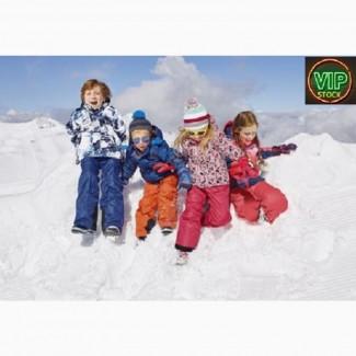 Сток оптом детской горнолыжной одежды Crane и Lidl из Германии