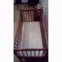 Продам детскую кроватку, кривой рог, терновской район