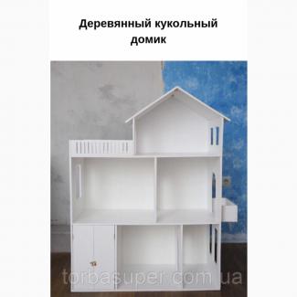 Домик для куклы TorbaSuper, ручной работы