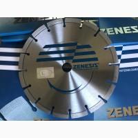 Алмазный отрезной диск Zenezis диаметром 230 мм