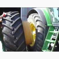 Изготовление систем сдваивания колес на импортную и отечественную с/х технику