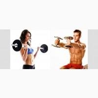 Фитнес тренер онлайн, силовые тренировки