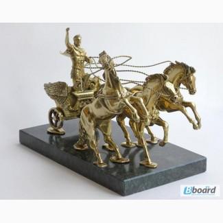 Куплю бронзовые статуэтки