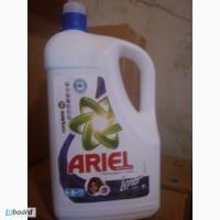 Стиральний гель - порошок Ariel 4, 9 л+ Lenor Венгрия