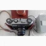 Продаю советский дальномерный малоформатный фотоаппарат ФЭД-5С