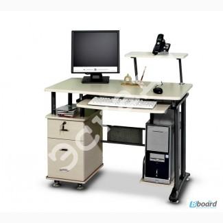 Стол компьютерный оптовые цены, компьютерная мебель, стеклянные компьютерные столы оптом
