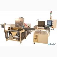 Автоматическая линия для производства кондитерских изделий с начинкой и без АЛПК-2
