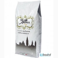 Кофе в зернах Nero Aroma Exclusive 100% Arabica 1000г