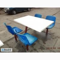 Уличная Дачная Кабинка Стол и 4 кресла Производство Франция в хорошем состоянии б/у