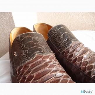 Туфли из Италии мужские