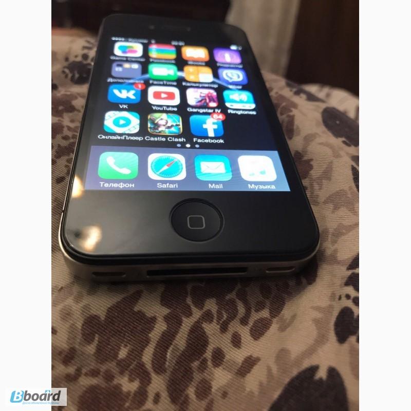 Фото 3. Продам iphone 4s