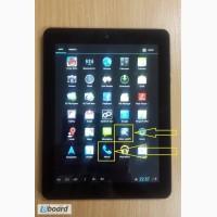 Goclever m813G 8 дюймов ips 3G(1sim) gps