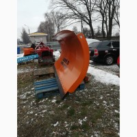 Отвал снегоуборочный с передним трехточечным креплением