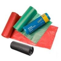 Мешки для мусора, разные литражи и кол-во в упаковке