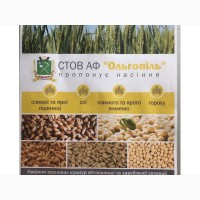 Продам насіння зернових культур недорого. Черкаси