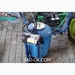 Опрыскиватель обприскувач аккумуляторный бензиновый мотоблочный. Sad-ok com
