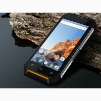 Противоударный смартфон Geotel G1 2 сим, 5 дюй, 4 яд, 16 Гб, 8 Мп, IP68, 7500 мА/ч