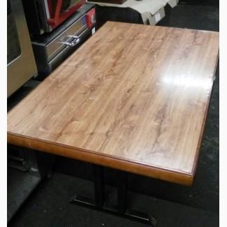 Продам б/у стол из ДСП под дерево для ресторанов, кафе, баров