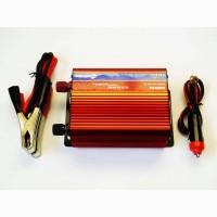 Преобразователь (инвертор) 500W 12V с вольтметром