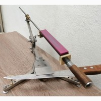 УЗШП-450 - станок заточной лезвий ножей