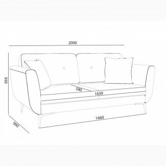 Продам новый мягкий диван «lirico»