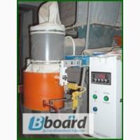 Фасовка, весовой дозатор ДШ-50 в мешки сыпучих продуктов